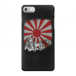 Japanese Palace and Sun iPhone 7 Case | Artistshot