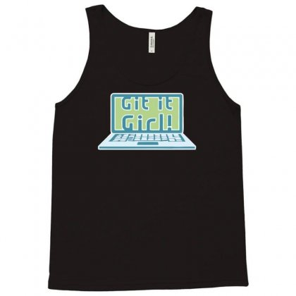 Code Computer Sciance Tank Top Designed By Desi