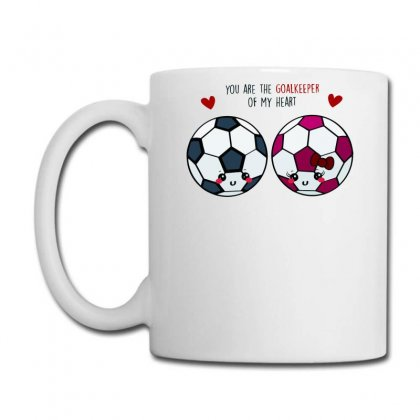 You Are The Goalkeeper Of My Heart (2) Coffee Mug Designed By Desi