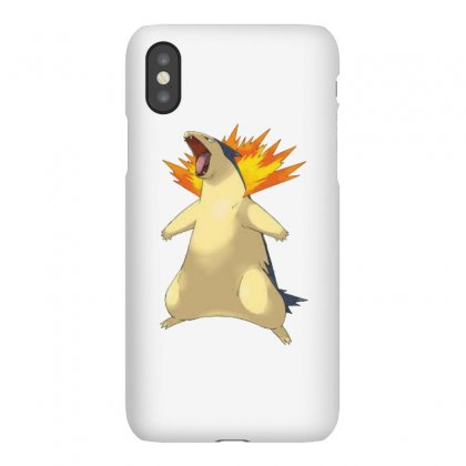 Cyndaquil Iphonex Case Designed By Acoy