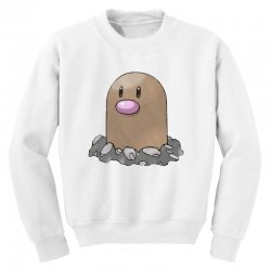 diglett Youth Sweatshirt | Artistshot