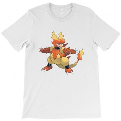 Magmar T-shirt Designed By Acoy