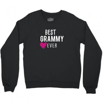Gifts For Mother's Day - Best Grammy Ever Crewneck Sweatshirt Designed By Thebestisback