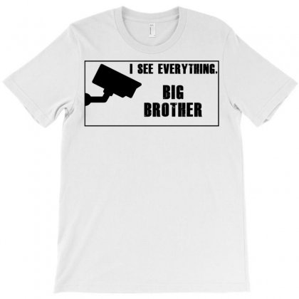 I See Everything T-shirt Designed By Mircus