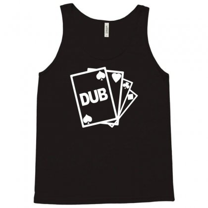 Funny Dub Cards Car Tank Top Designed By Dinugraha