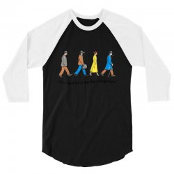Funny The Birds Work for the Bourgeoisie 3/4 Sleeve Shirt | Artistshot