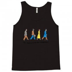 Funny The Birds Work for the Bourgeoisie Tank Top | Artistshot