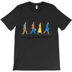 Funny The Birds Work for the Bourgeoisie T-Shirt | Artistshot