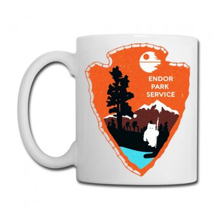 Endor Park Service Badge Coffee Mug Designed By Dorothy Tees