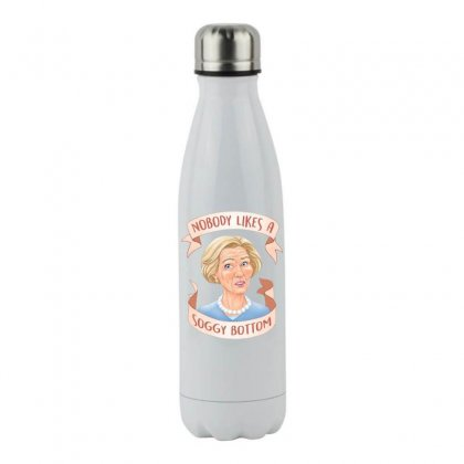 Nobody Likes A Soggy Bottom Stainless Steel Water Bottle Designed By Garden Store