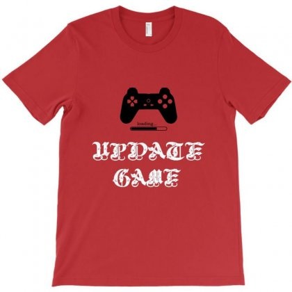 Update Game T-shirt Designed By Acoy