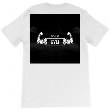 Fitness Gym T-shirt Designed By Sampaul0766