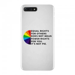 equal rights for others does not mean fewer rights for you it's not iPhone 7 Plus Case   Artistshot