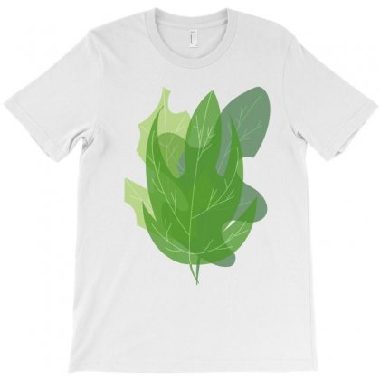 Green T-shirt Designed By Qwerty489