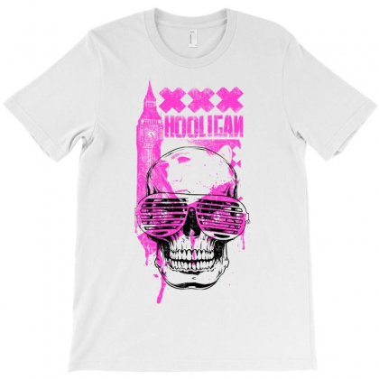 Hooligan T-shirt Designed By Younesse