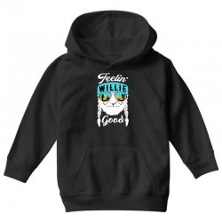 feeling good willie Youth Hoodie | Artistshot