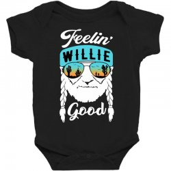 feeling good willie Baby Bodysuit | Artistshot