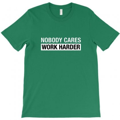 Harder Quotes T-shirt Designed By Diko Oman