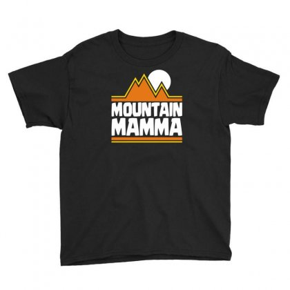 Mountain Mamma Youth Tee Designed By Dinugraha