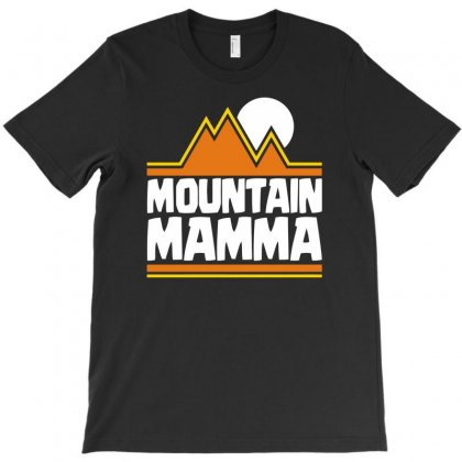 Mountain Mamma T-shirt Designed By Dinugraha