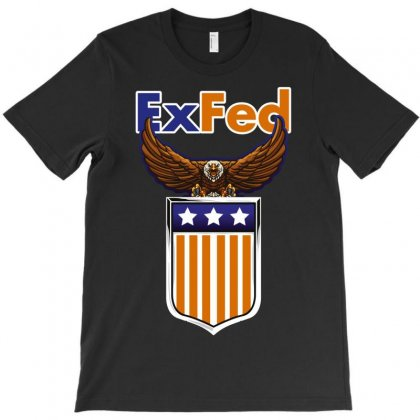 Exfed T-shirt Designed By Wizarts