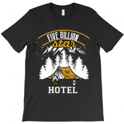 Five Billion Star Hotel T-shirt Designed By Wizarts