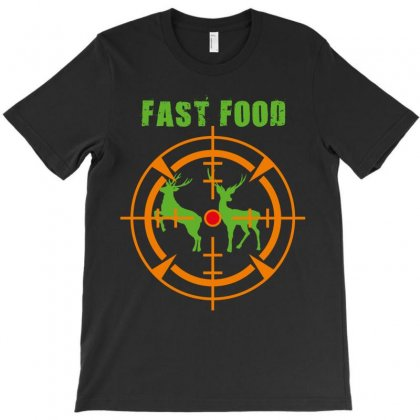 Fast Food T-shirt Designed By Wizarts