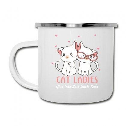 Cat Ladies Camper Cup Designed By Wizarts
