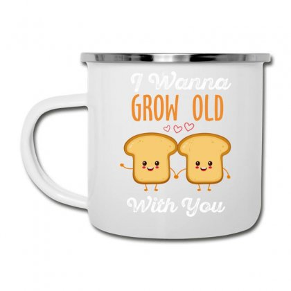 I Wanna Grow Old With You Camper Cup Designed By Wizarts