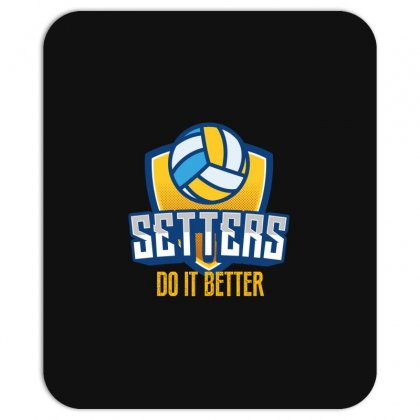 Setters Do It Better Mousepad Designed By Wizarts