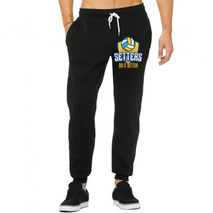 Setters Do It Better Unisex Jogger Designed By Wizarts