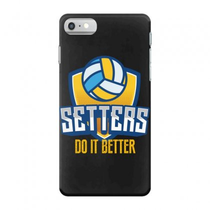 Setters Do It Better Iphone 7 Case Designed By Wizarts