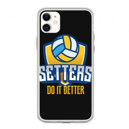 Setters Do It Better Iphone 11 Case Designed By Wizarts