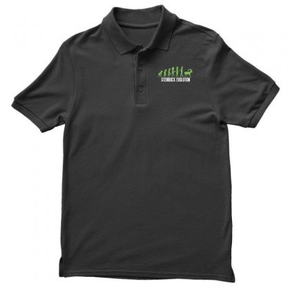 Steinbock Evolution Men's Polo Shirt Designed By Wizarts
