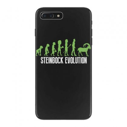 Steinbock Evolution Iphone 7 Plus Case Designed By Wizarts