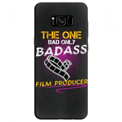 The One Day Only Badass Film Producer Samsung Galaxy S8 Case Designed By Wizarts