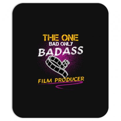 The One Day Only Badass Film Producer Mousepad Designed By Wizarts