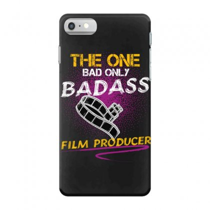 The One Day Only Badass Film Producer Iphone 7 Case Designed By Wizarts