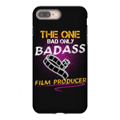 The One Day Only Badass Film Producer Iphone 8 Plus Case Designed By Wizarts