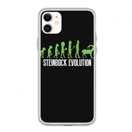 Steinbock Evolution Iphone 11 Case Designed By Wizarts