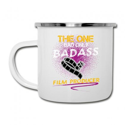 The One Day Only Badass Film Producer Camper Cup Designed By Wizarts