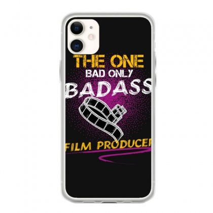 The One Day Only Badass Film Producer Iphone 11 Case Designed By Wizarts