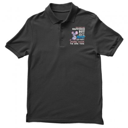 You Can't Buy Happiness But You Can Buy A Rat Men's Polo Shirt Designed By Wizarts
