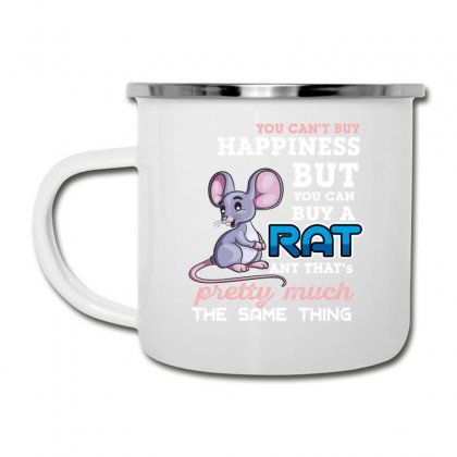 You Can't Buy Happiness But You Can Buy A Rat Camper Cup Designed By Wizarts
