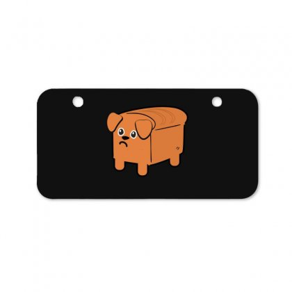 Dog Bread Bicycle License Plate Designed By Wizarts
