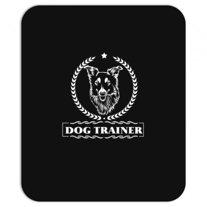 Dog Trainer Mousepad Designed By Wizarts