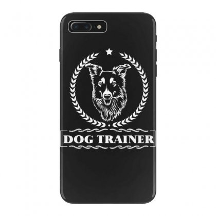 Dog Trainer Iphone 7 Plus Case Designed By Wizarts