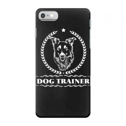 Dog Trainer Iphone 7 Case Designed By Wizarts