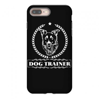 Dog Trainer Iphone 8 Plus Case Designed By Wizarts