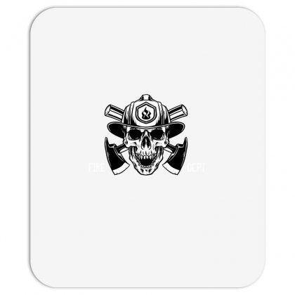Fire Dept. Mousepad Designed By Wizarts